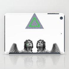 ⊕ Green Angels ⊕ iPad Case