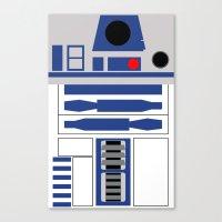 AstroMech Canvas Print
