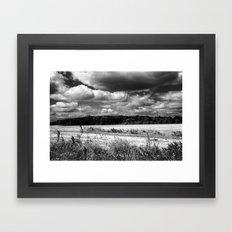 Southern Indiana Framed Art Print