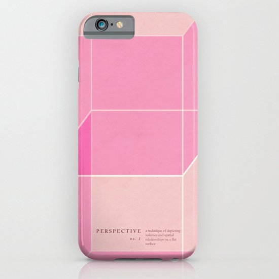 Perspective no. 1 iPhone & iPod Case