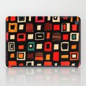 Living in a box iPad Case