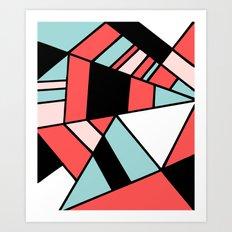 Abstract #451 Art Print
