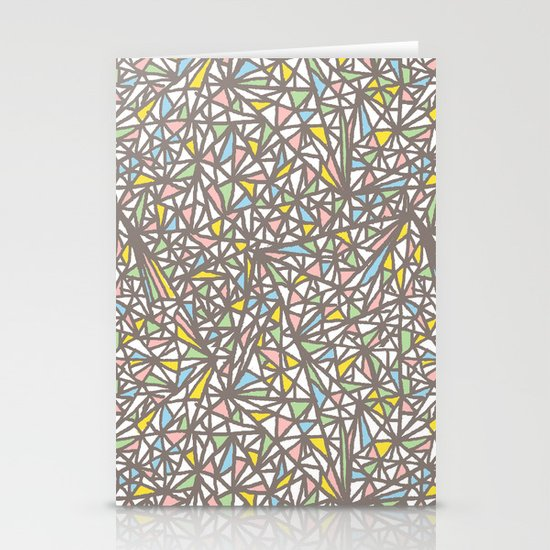 Mosaïque Stationery Card