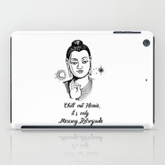 Chill out homie iPad Case