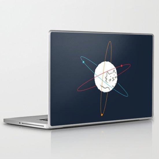 Cat-ion Laptop & iPad Skin