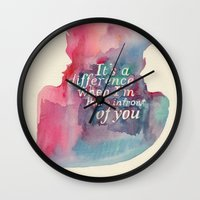 My Touch Wall Clock
