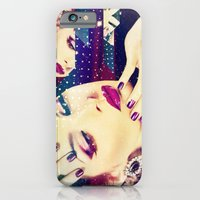 Purple Lips - for IPhone iPhone 6 Slim Case