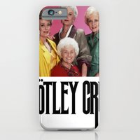 iPhone Cases featuring Golden Girls! Girls! Girls! by hellosailortees