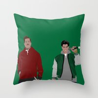 INGLORIOUS BASTARDS  Throw Pillow
