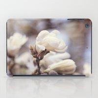 Magnolia Flower iPad Case