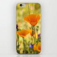Summer Garden - JUSTART © iPhone & iPod Skin