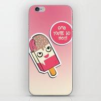 SO HOT! iPhone & iPod Skin