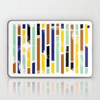 Stripey Laptop & iPad Skin