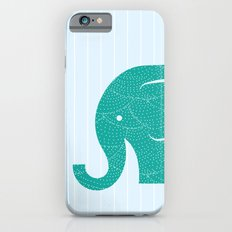 Fun at the Zoo: Elephant Slim Case iPhone 6s