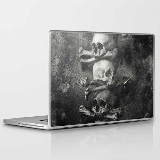 Once Were Warriors II. Laptop & iPad Skin