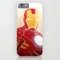 Iron Man Armor iPhone 6 Slim Case