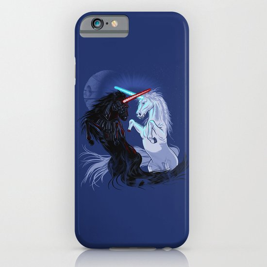 Starwars with Unicorns  iPhone & iPod Case