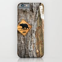 Bear Crossing iPhone 6 Slim Case