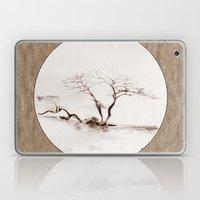 Scots Pine Paper Bag Sep… Laptop & iPad Skin