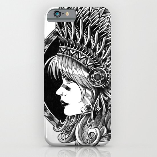 Headdress iPhone & iPod Case