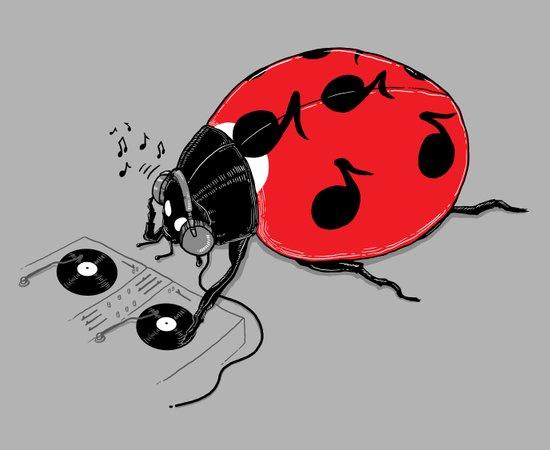 DJ beatLE  Art Print