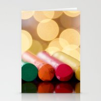 Expressionist Stationery Cards