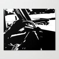 Cars #2 Canvas Print