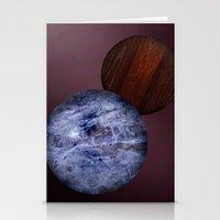 Dark Amsterdam Balls Stationery Cards