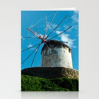 Old Windmill Stationery Cards