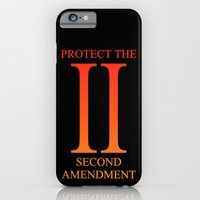 Protect the Second Amendment iPhone 6 Slim Case