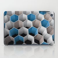 Honeycomb iPad Case