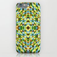 Leaves, Trees And Blu Sk… iPhone 6 Slim Case