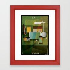 2010_STYLE-LIFE Framed Art Print