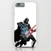 Darth Vader Force Guitar Solo iPhone 6 Slim Case