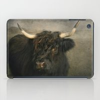 The Black Cow iPad Case