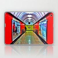 Colourful Baker Street Laptop & iPad Skin