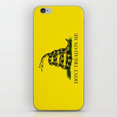 "The Gadsden ""Don't Tre… iPhone & iPod Skin"
