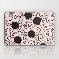 Swirls and Twirls Laptop & iPad Skin