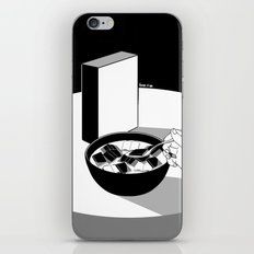 Breakfast for the Soul iPhone & iPod Skin