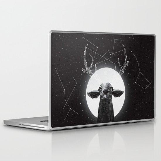 The Banyan Deer Laptop & iPad Skin