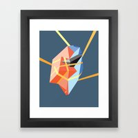 Bound Together Framed Art Print