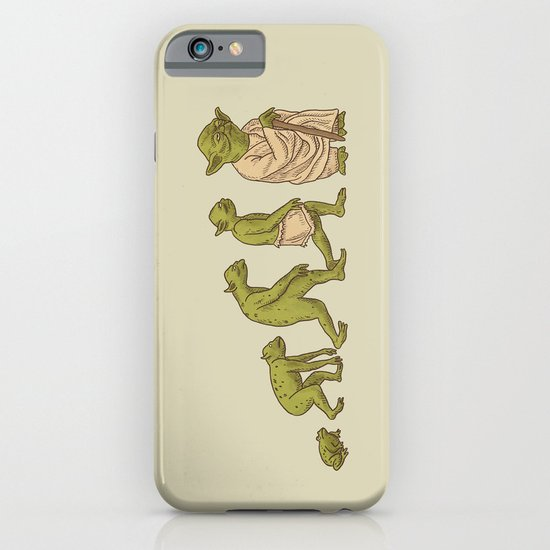 Yodalution  iPhone & iPod Case