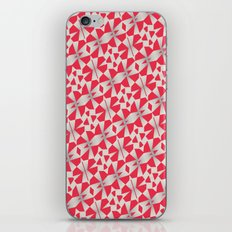Pin Bow iPhone & iPod Skin