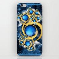 Midnight Dream iPhone & iPod Skin