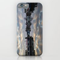 Dawn at West Stockwith iPhone 6 Slim Case