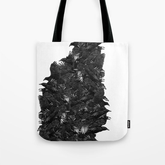 Leave my loneliness unbroken! Tote Bag