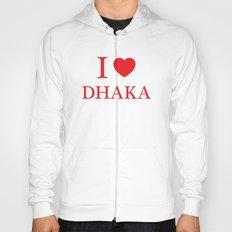 I Love Dhaka Hoody