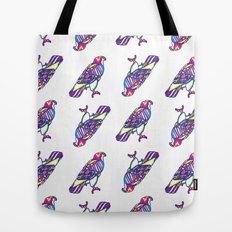 Love Hawk Tote Bag