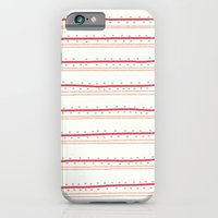 Stripes and Spots iPhone 6 Slim Case
