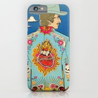 iPhone & iPod Case featuring Bob Dylan by Susan Burghart